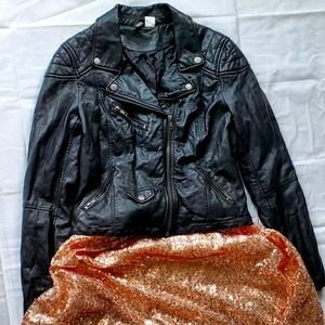 Divided by H&M Biker jacket